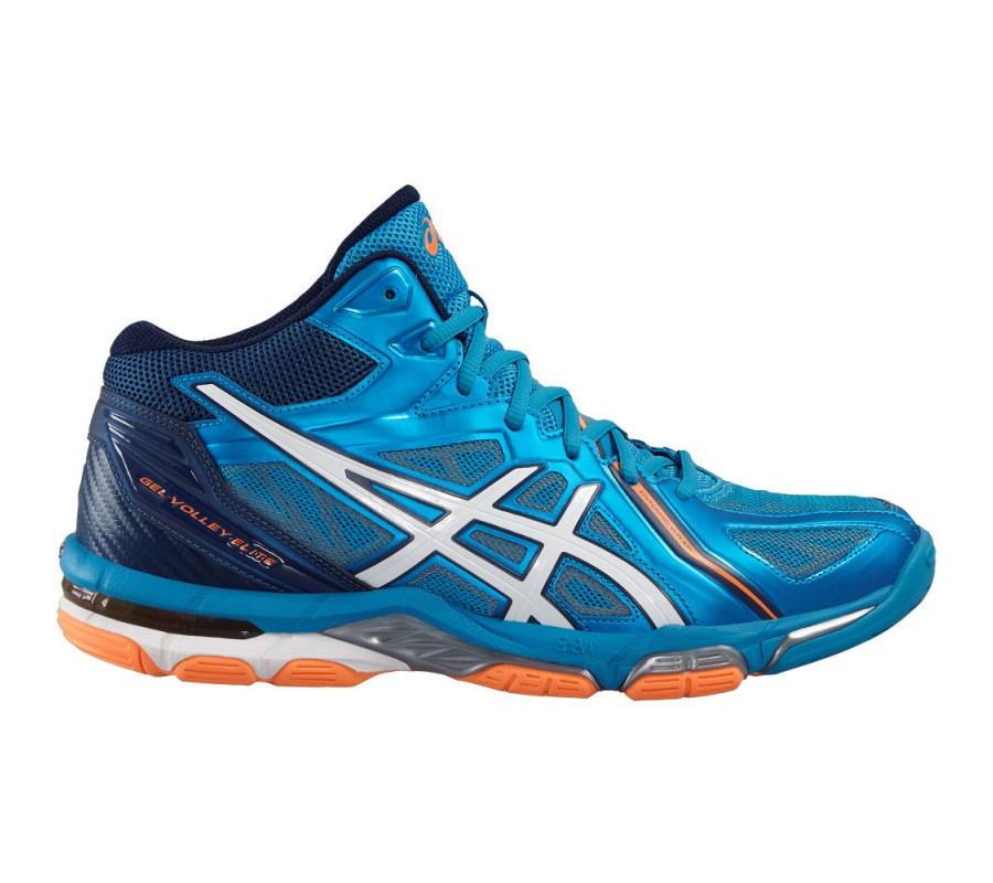 Asics Mid Volleyball Shoes