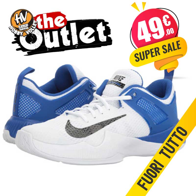Air Zoom Hyperace White Womans